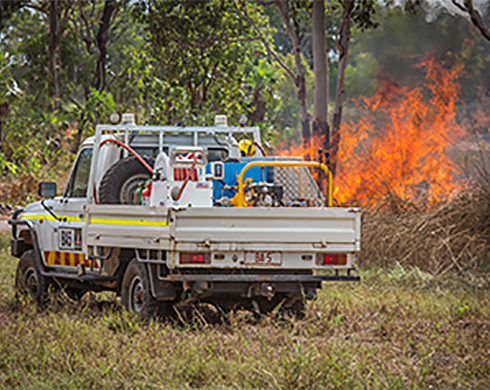 New Era in Bushfires Management